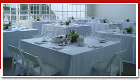 Party Rentals Chairs Tables Tents China Flatware Glassware